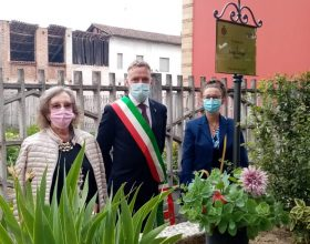 Inaugurato a Fubine un monumento dedicato a Luigi Longo