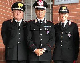 Anche il Maresciallo Nadia Brero dei Forestali di Stazzano tra i Carabinieri premiati a Roma