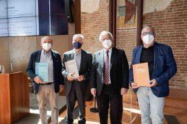 Tre nuovi libri arricchiscono la collana Quaderni patrimonio della provincia di Alessandria della Fondazione CrAl