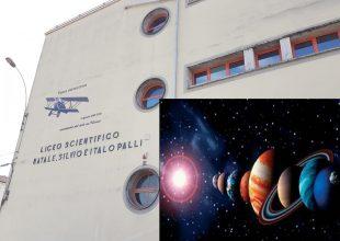 """Gli studenti dello scientifico Palli vincono il concorso """"M'illumino di meno per rivedere le stelle"""""""