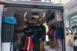 I controlli dei Nas sulle ambulanze di tutta Italia: coinvolto l'Alessandrino
