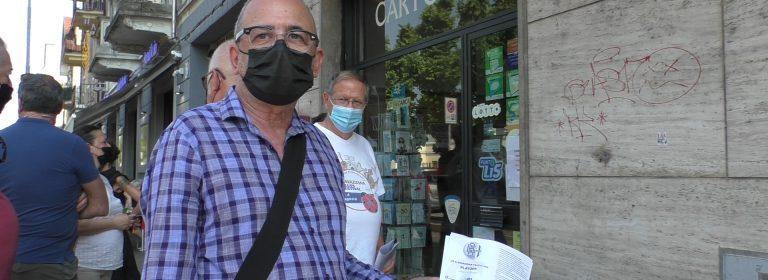 """Alessandria-Padova, l'attesa dei tifosi in fila per il biglietto: """"Speriamo sia la volta buona"""""""