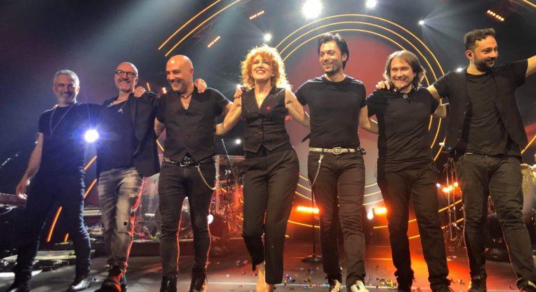 Al via domenica da Alba il nuovo tour di Fiorella Mannoia