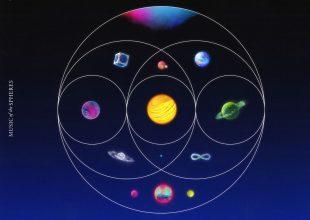 I Coldplay annunciano l'uscita del nuovo album Music Of The Spheres