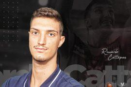 Bertram Derthona: acquistato il centro ex Junior Riccardo Cattapan