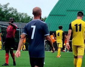 Alessandria Calcio: quattro gol in amichevole contro Sts Torino a Cantalupa