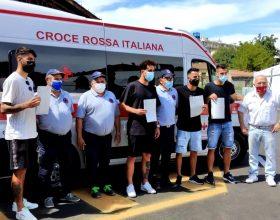 Anche l'Alessandria Calcio si vaccina contro il Covid: ieri presidente e giocatori presenti all'hub in Valfrè