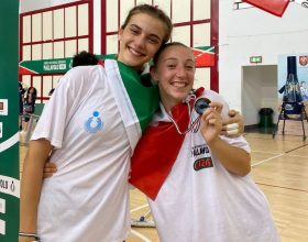 Due alessandrine campioni d'Italia Under 15 nella pallavolo femminile