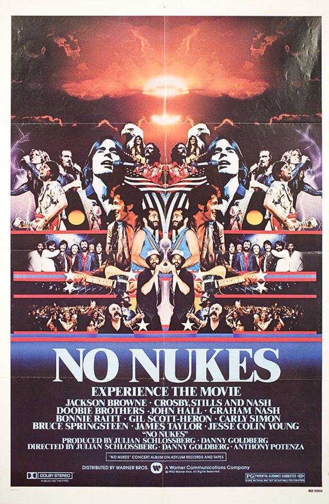 Bruce Springsteen pubblica il leggendario No Nukes Concerts del 1979