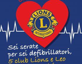 Sei cene per sei defibrillatori nei locali di Alessandria: i Lions Club ci mettono il cuore