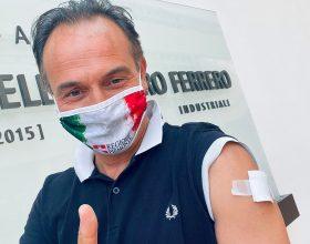 """Vaccini, Cirio fa il richiamo e lancia un appello agli indecisi: """"Abbiate fiducia nella scienza"""""""