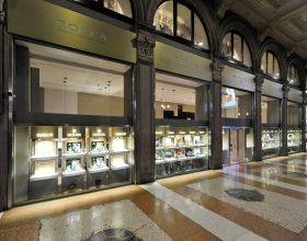 Anche il Gruppo Damiani in Galleria Vittorio Emanuele di Milano, insieme al marchio Rolex