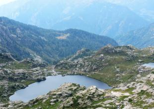 A spasso per il Piemonte: l'escursione ai laghi della Balma