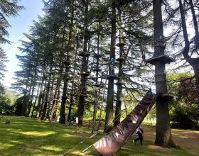 Parco Avventura di Salice Terme: divertimento green per tutte le età