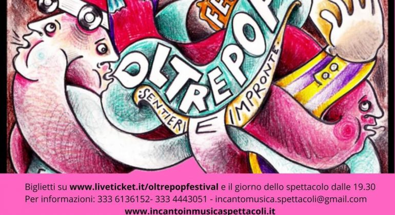 Prosegue il festival OltrePop con Flavio Oreglio e gli Staffora Bluzer