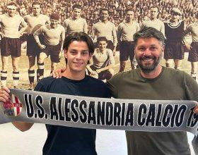Alessandria Calcio: ufficiale l'arrivo del giovane terzino destro Edoardo Pierozzi
