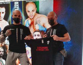 Il giorno della verità per Lucio Randazzo: Devil Inside stasera sul ring di Parigi per il titolo europeo