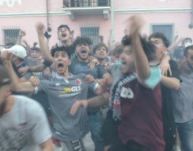 """Un mese fa i """"Grigi in B"""": gli ultimi due rigori vissuti dai tifosi fuori dal Moccagatta"""