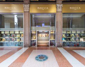 Rocca 1794 apre una gioielleria all'aeroporto di Milano Malpensa