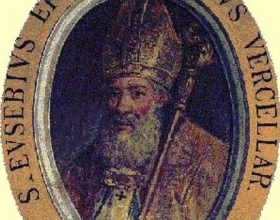 Il santo del giorno del 2 agosto è San Eusebio di Vercelli