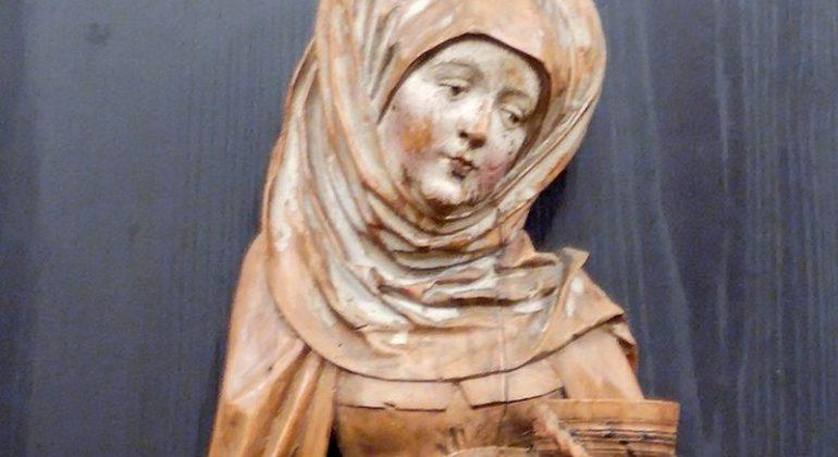 Il santo del giorno del 29 luglio è Santa Marta di Betania