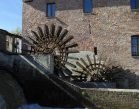 Quattro passi nella storia: il Molino di Mora Bassa e Leonardo
