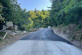Da oggi la strada della Bocchetta riaprirà al traffico dopo i lavori