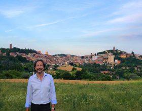 Corrado Tagliabue si candida a sindaco di San Salvatore Monferrato