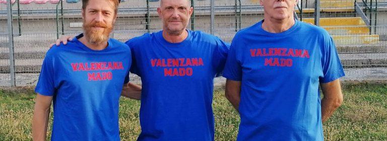 """Valenzana Mado, mister Vecchio: """"Voglio riportare la squadra a un livello più consono al suo blasone"""""""