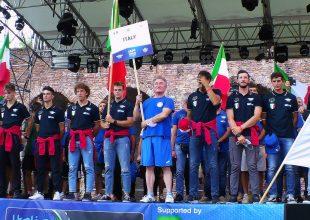 International Six Days Enduro 2021: la cerimonia d'apertura