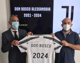La Don Bosco Alessandria entra a far parte delle Scuole Calcio Juventus