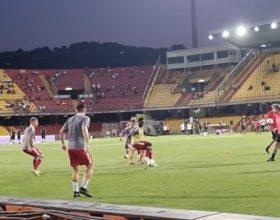 L'Alessandria tiene testa al Benevento all'esordio in B tra un super Corazza e una difesa ancora da registrare