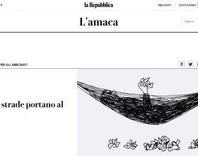 """Il caso di """"via Almirante"""" su Repubblica: """"Chi la vuole abbia il coraggio di intitolarla a Mussolini"""""""
