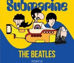 """""""Comic Submarine"""", unnuovo albo a fumetti dedicato ai Beatles"""