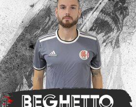 Altro arrivo all'Alessandria calcio: ecco Andrea Beghetto