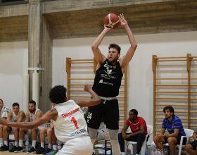 Bertram Derthona: buon test contro Reggio Emilia