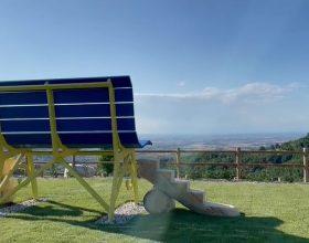Anche Pozzol Groppo ora ha una panchina gigante: sabato l'inaugurazione della big bench