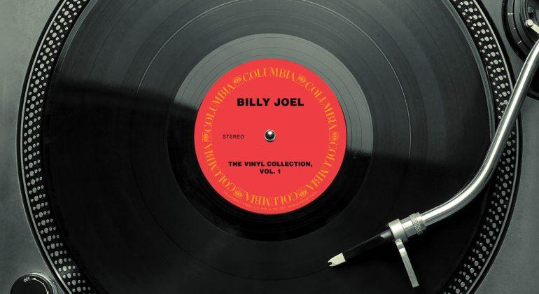 Billy Joel festeggia 50 anni di carriera con un box in vinile