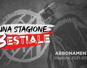 """""""Una stagione Bestiale"""": via alla campagna abbonamenti dell'Alessandria Calcio. Tutti i dettagli"""