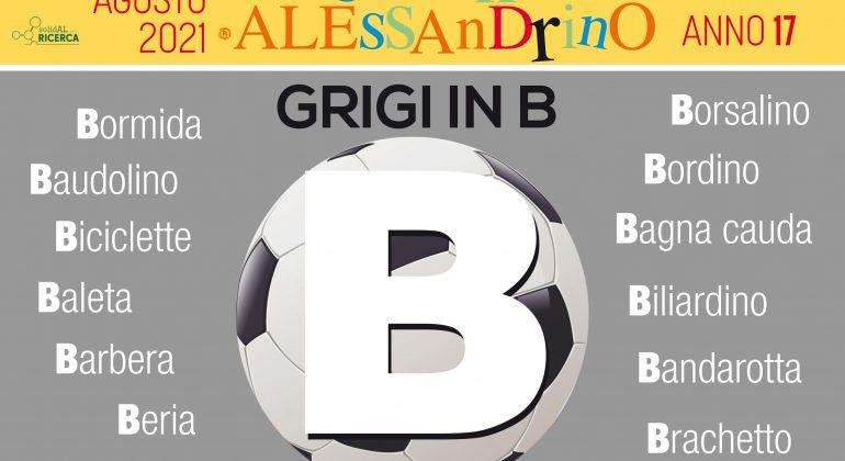 """Capodanno Alessandrino, la festa di fine estate dedicata ai """"Grigi in B"""": ecco i locali aperti"""