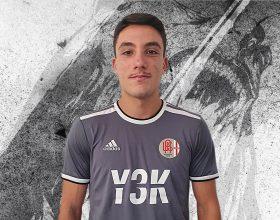Christian Celesia è un nuovo giocatore dell'Alessandria Calcio