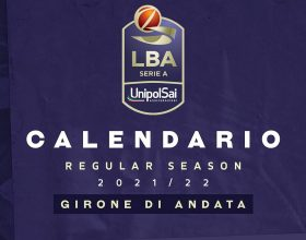 Esordio della Bertram in A1 il 26 settembre contro Treviso: il calendario