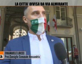 """Via Almirante, Locci: """"La sinistra si contraddice e nel centrodestra c'è chi dimostra una sudditanza culturale"""""""