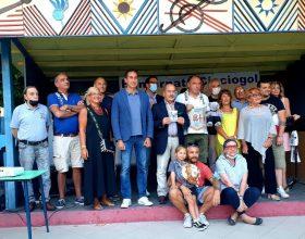 """Inaugurato al quartiere Cristo il Grigi Club Ciccio Marescalco: """"Obiettivo 200 tesserati entro settembre"""""""