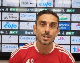 Serie B: Benevento-Alessandria 4-3 non basta la tripletta di Corazza