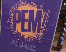 """Con """"Pem"""" i grandi nomi della musica italiana sbarcano in Monferrato"""