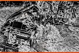 Piazzolla-Bolling, mash-up in Castello col Quartetto Lunatico