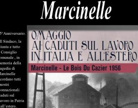 """Valenza ricorda gli italiani di Marcinelle, Oddone: """"Ogni anno ancora troppi muoiono sul lavoro"""""""