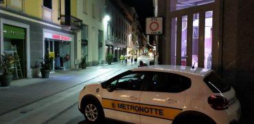 Servizio di vigilanza privata: via da questa notte per due mesi nel centro di Alessandria