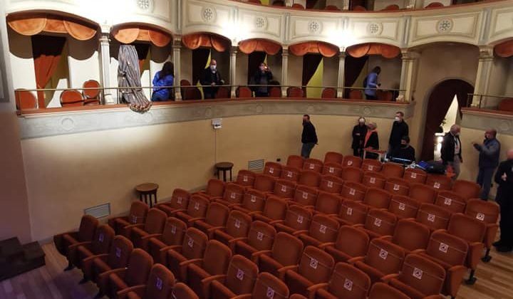 Teatro Martinetti di Garlasco, il cartellone ufficiale per l'autunno